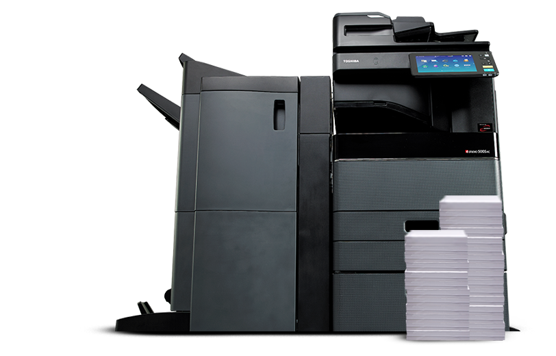 Cut your printing expenses by up to 40% with efficient, easy-to-implement solutions